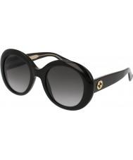Gucci Dámské gg0139s 001 sluneční brýle