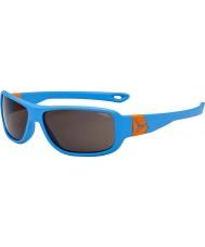 Cebe Scrat (ve věku 7-10) matné modré oranžové sluneční brýle