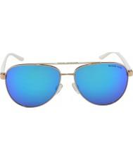 Michael Kors Mk5007 59 sportovní Rose Gold bílé 104525 sluneční brýle