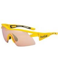 Bolle Vír žluté TDF modulátor růže pistole sluneční brýle