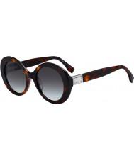 Fendi Dámy ff0293 s 086 ib 52 sluneční brýle