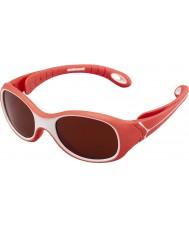 Cebe S-Kimo (stáří 1-3) červená 2000 melaninu, sluneční brýle