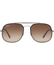 RayBan Blaze obecné sluneční brýle rb3583n 58 004 13