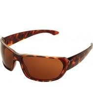 Cebe Trekker lesklý želvoviny 1500 hnědé sluneční brýle
