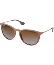 RayBan Rb4171 54 erika dark guma písek 600068 sluneční brýle