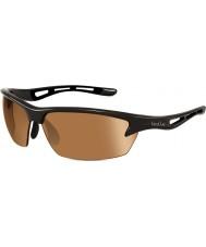 Bolle Bolt lesklé černé modulátor v3 golfových sluneční brýle