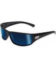 Bolle Python černé polarizované offshore modré sluneční brýle