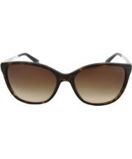 Emporio Armani Ea4025 55 moderních tmavé sluneční brýle havana 502613