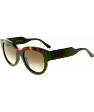 Marni Dámy me600s Havana a zelené brýle