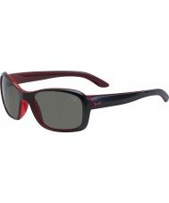 Cebe Idyla matná černá křišťálové růžové brýle