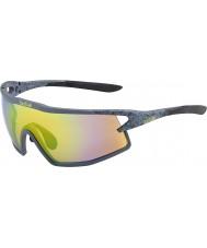 Bolle B-rocková matný kouř modulátor hnědá smaragd sluneční brýle