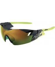Bolle 6. smysl matný kouř zelená hnědá smaragd sluneční brýle