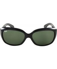 RayBan Rb4101 58 Jackie Ohh černé 601 sluneční brýle